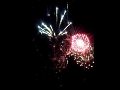 Laurel, Mt 2014 fireworks