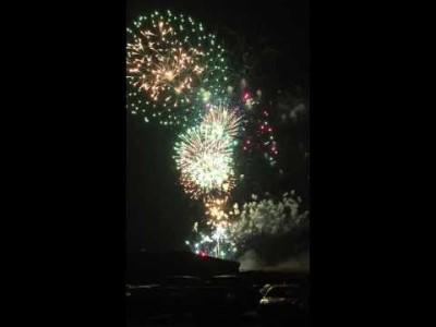 Firework Finale Laurel MT 2015